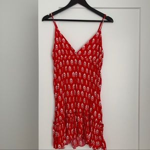 Forever 21 Red Mini Dress. NWT.